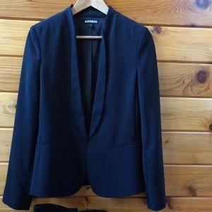 Express Inverted Collar Women's Blazer